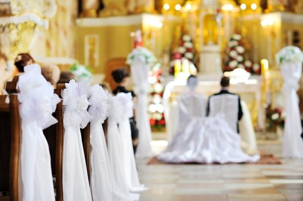 Para realizar una boda católica es indispensable cumplir con requisitos previos.