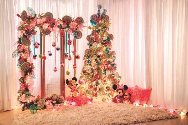 Colección Mickey y Candy, tienda Simán.