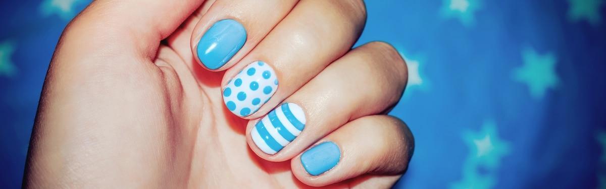 Ideas creativas para pintar uñas cortas - Revista Perfil