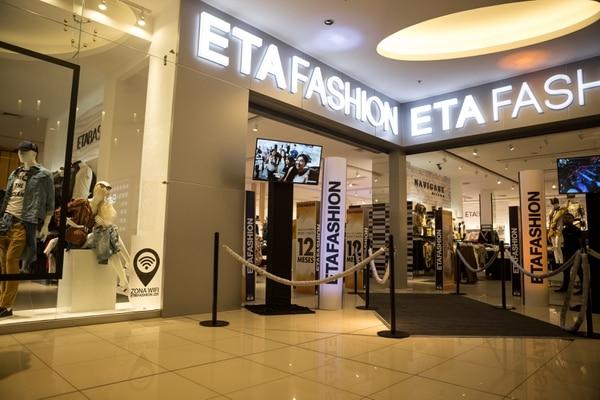24/04/2019. Plaza Lincoln, Moravia, Costa Rica. Inauguración tienda ETA Fashion. Fotografía Carla Orozco Odio