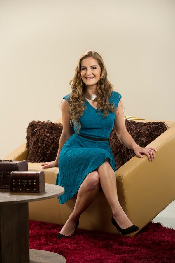 Ana Cristina Trejos. Viceministra todoterreno.