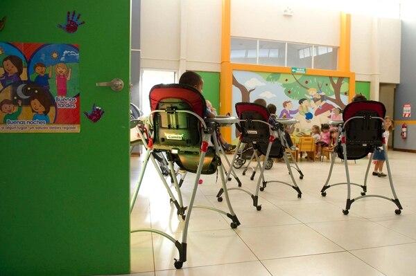 Un total de 106 niñas y niños enyre los 6 meses y los 12 años, son atendidos en este centro de Guarari, de lunes a viernes, de 7 a.m. a 5.30 p.m.