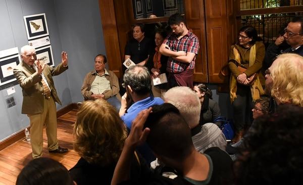 Vladimir de la Cruz será la única voz que se repite para la segunda edición del Museo de las Memorias. Carlos González/Grupo nación.