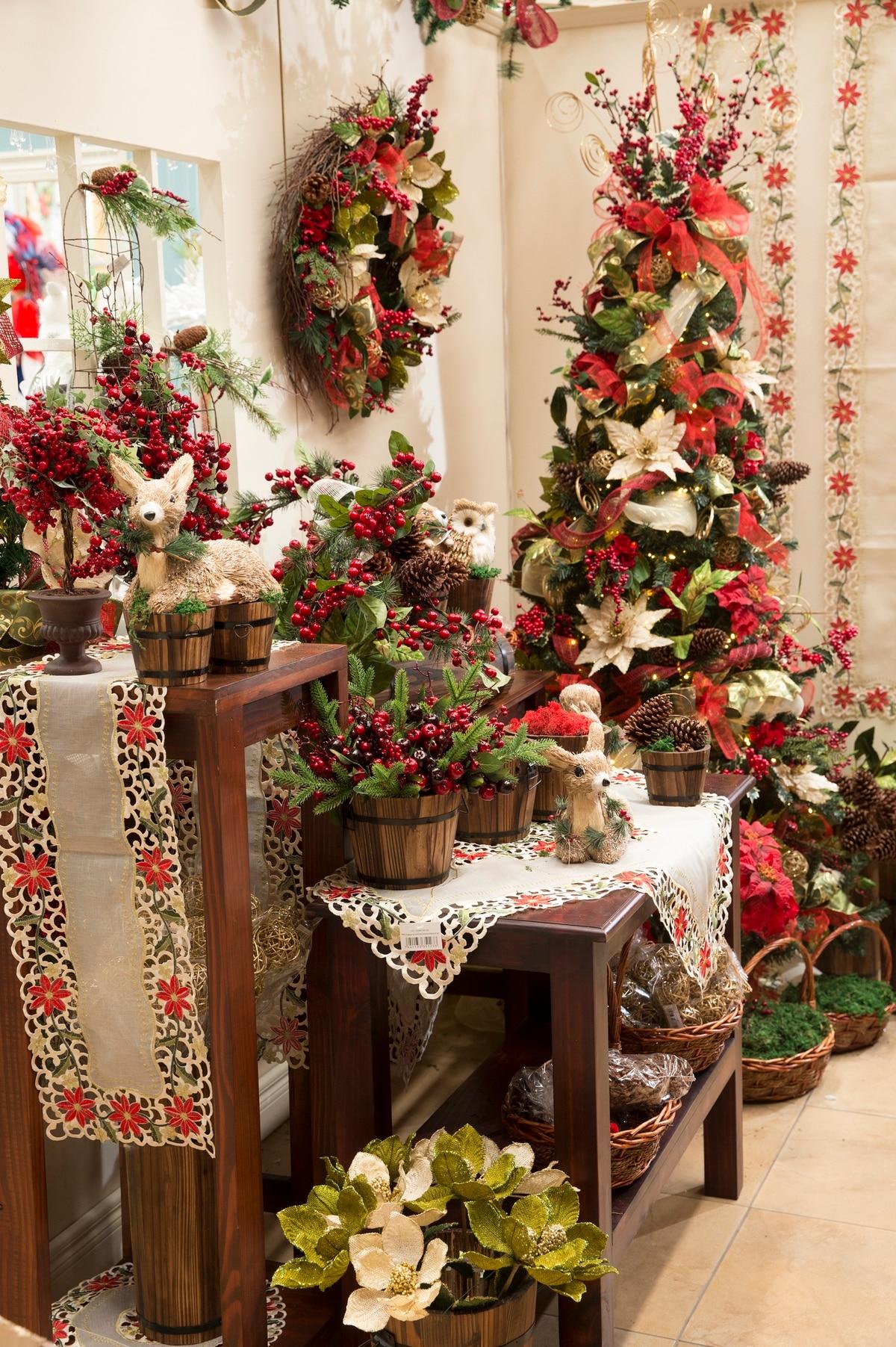 Pasos para armar su rbol en navidad revista perfil - Arboles secos para decoracion ...