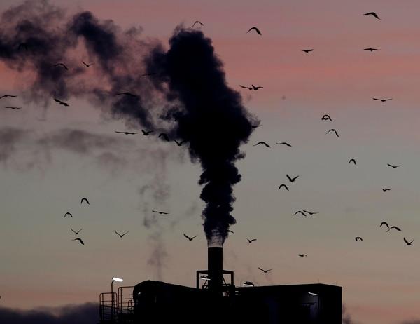 Si no cambiamos los hábitos, tendremos que cambiar de planeta. Foto: AP