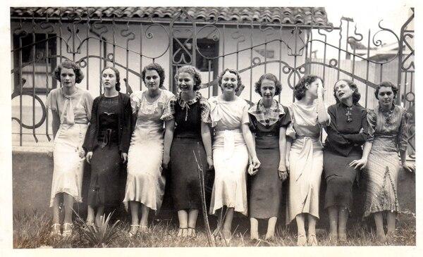 Foto archivo del Museo Nacional de mujeres del siglo XX.