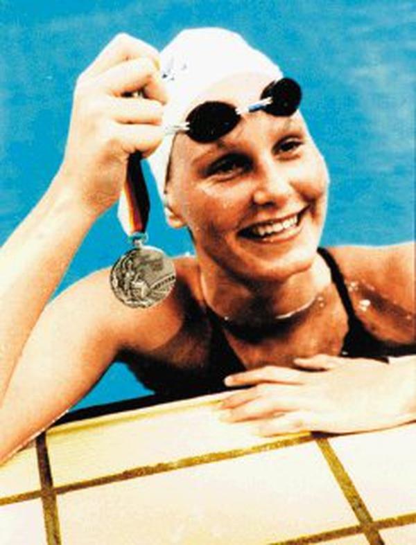 Sylvia Poll y su momento memorable en las Olimpiadas de Seúl 88