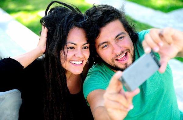 selfie, foto, celular