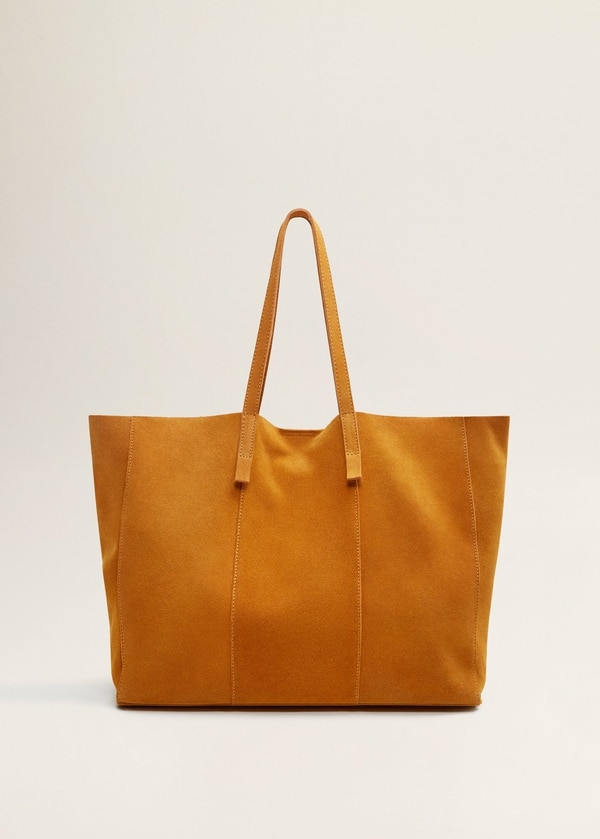 Bolso Shopper de Mango