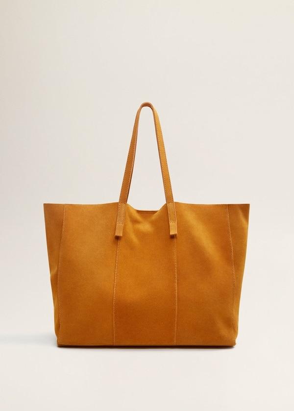 Bolso Shopper de Mango
